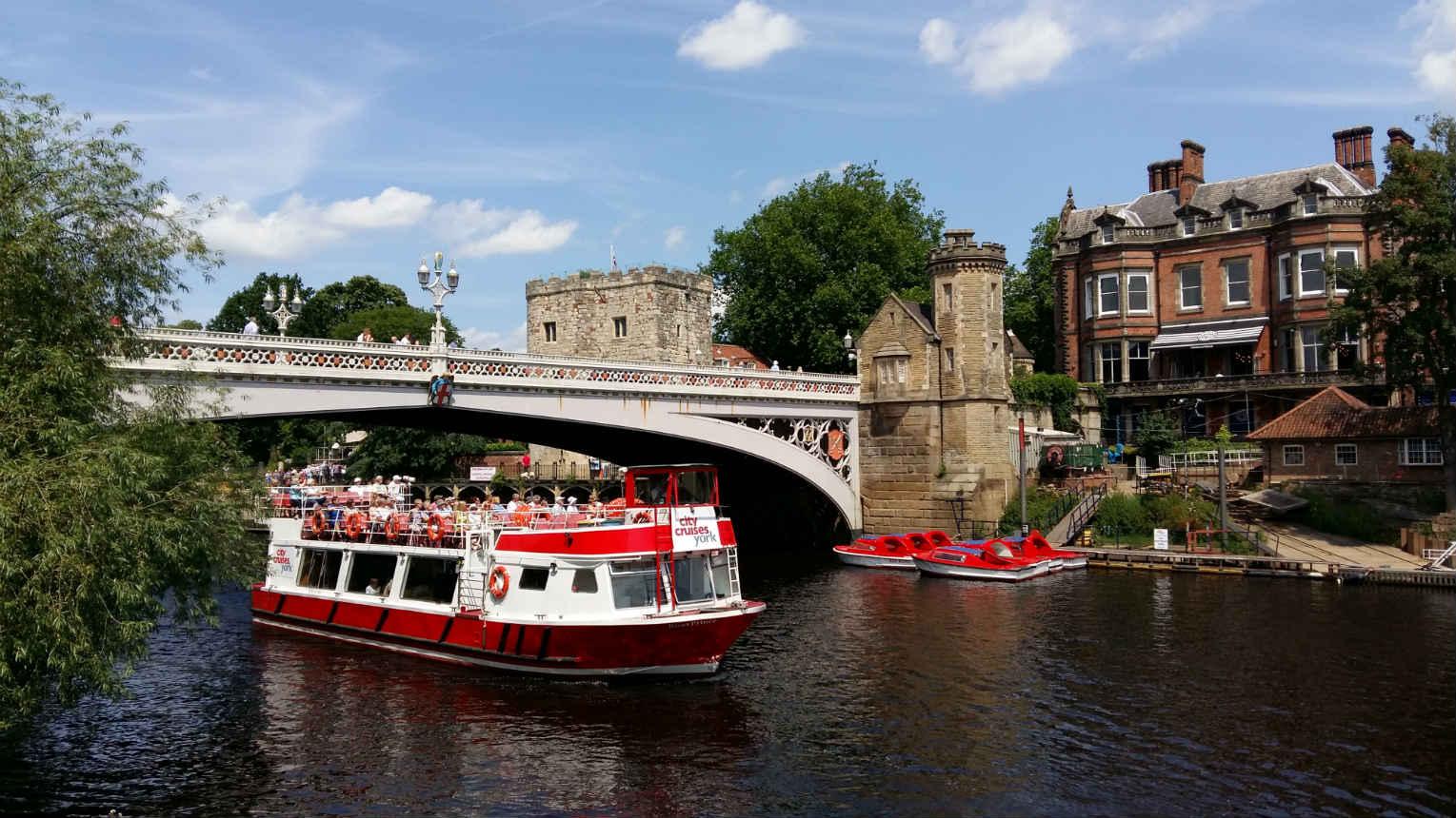 York – Lendal Bridge