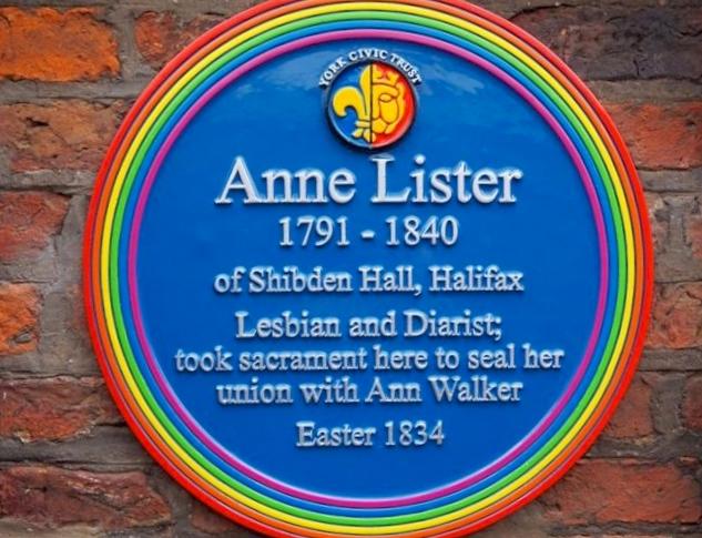 Anne Lister (1791-1840)   York Civic Trust
